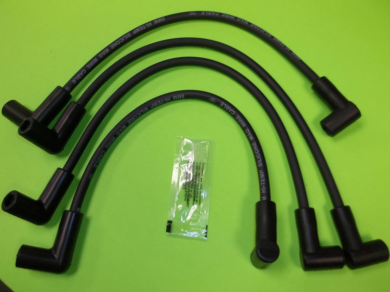 Ignition Spark Plug Wire Set 60 deg 584919 V4 Johnson Evinrude 90 100 105 115 bb