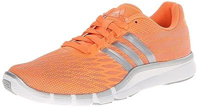 adidas Damen 360.2 Prima Training Schuh, orange Semi Flash