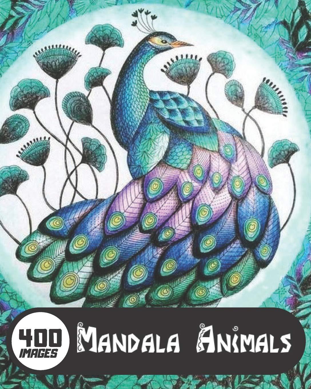 Mandala Animals Management Relaxation Meditation product image
