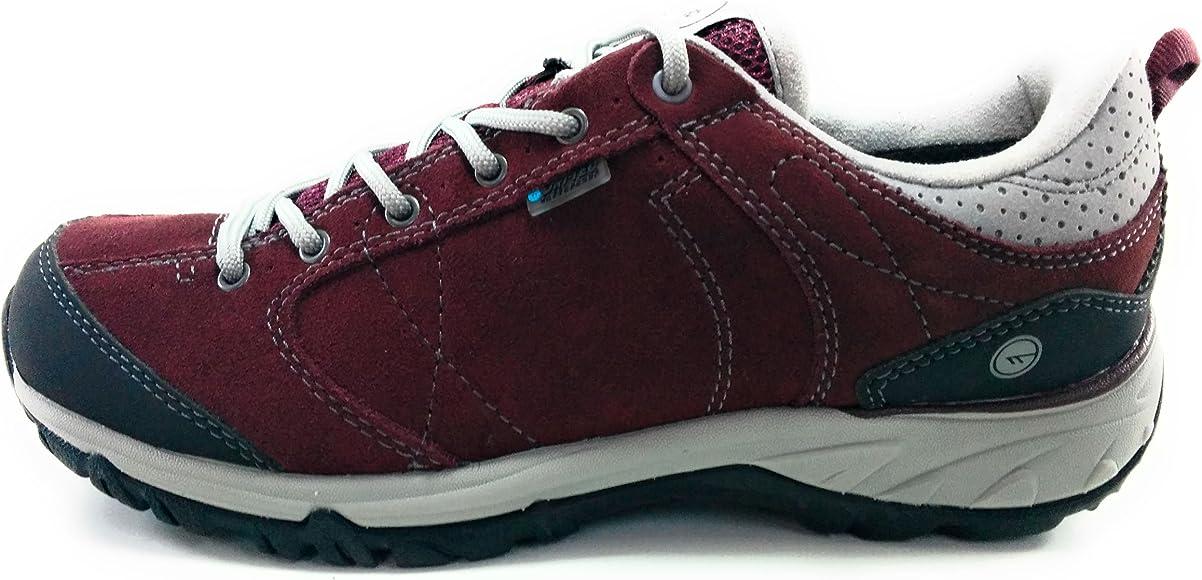 Hi-Tec Equilibrio Zapatillas Mujer Senderismo Trekking Montaña Waterproof (37 EU): Amazon.es: Zapatos y complementos