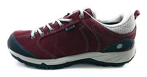 Hi-Tec Equilibrio Zapatillas Mujer Senderismo Trekking Montaña Waterproof (37 EU)