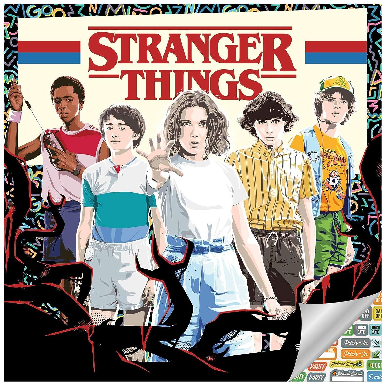 Stranger Things Calendario 2020 Set - Deluxe 2020 Stranger ...