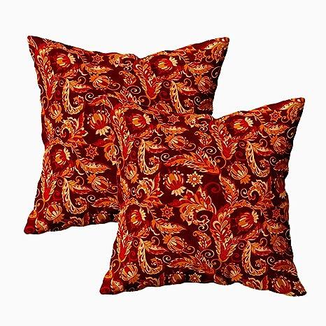 Fundas de almohada para exteriores, fundas de almohada con ...