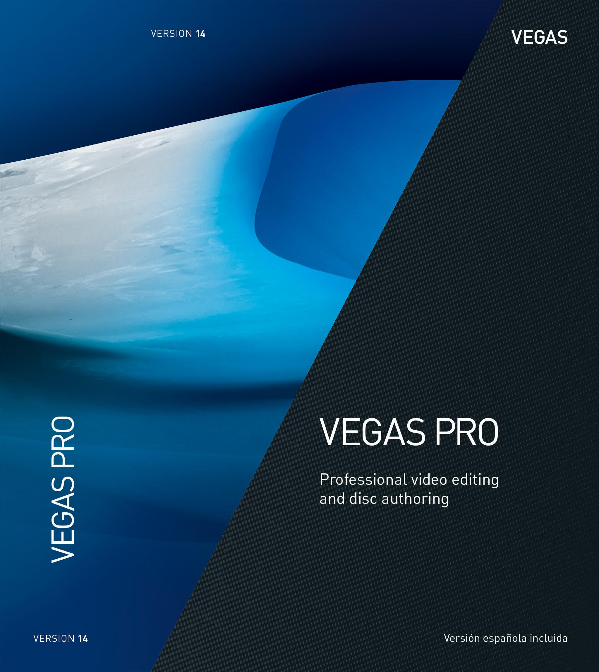 VEGAS Pro 14 [Download]