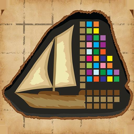 Square Paint (CrossMe Color Nonograms)