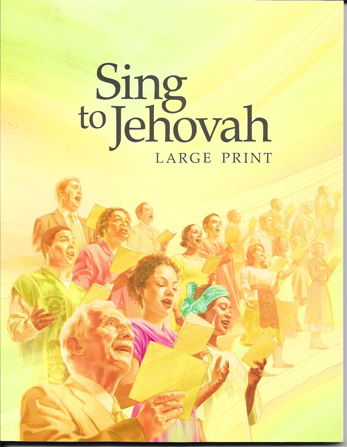 Sing To Jehovah Pdf