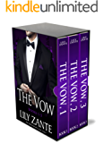 The Vow, Boxed Set (Books 1, 2 & 3): The Billionaire's Love Story