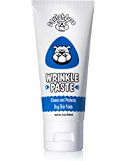 Squishface Wrinkle Paste - Cleans Wrinkles, Tear Stains and Tail Pockets - 2 Oz., Great for Bulldogs, Pugs and Frenchies