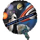 Creative Converting Space Blast Metallic Balloon