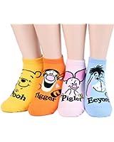 Socksense Animation Character Disney Series Women's Original Socks