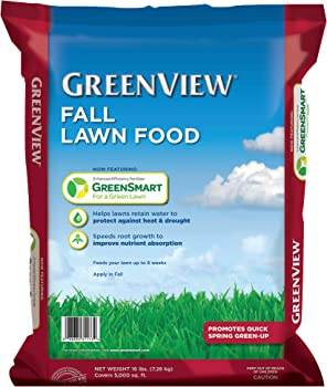 GreenView 16 lbs Lawn Food For Fall