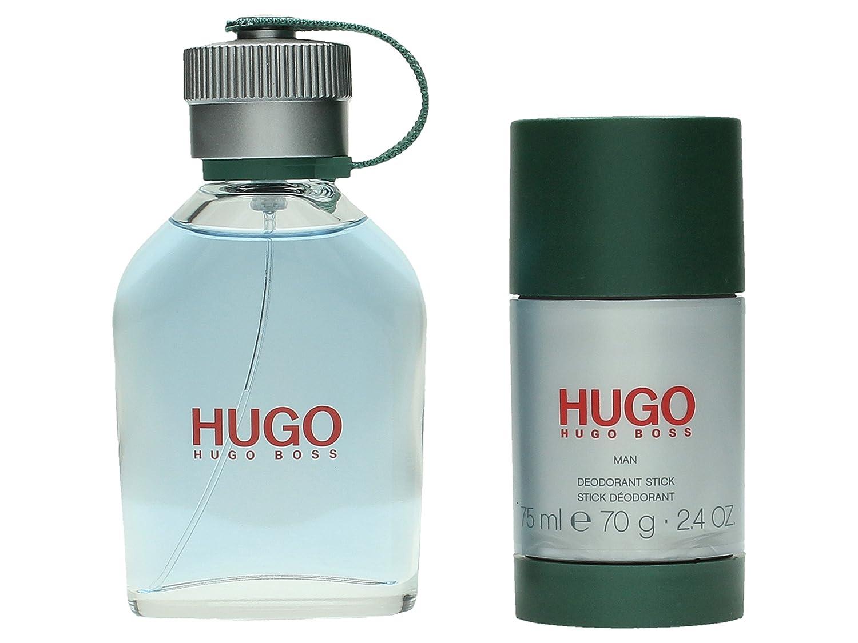 Hugo Boss Geschenkset homme/men (Eau de Toilette Vaporisateur/Spray 75ml, Deodorant Stick 75ml) 1HU4029