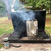 Amazon.com: Parrilla para barbacoa de carbón (50 unidades ...