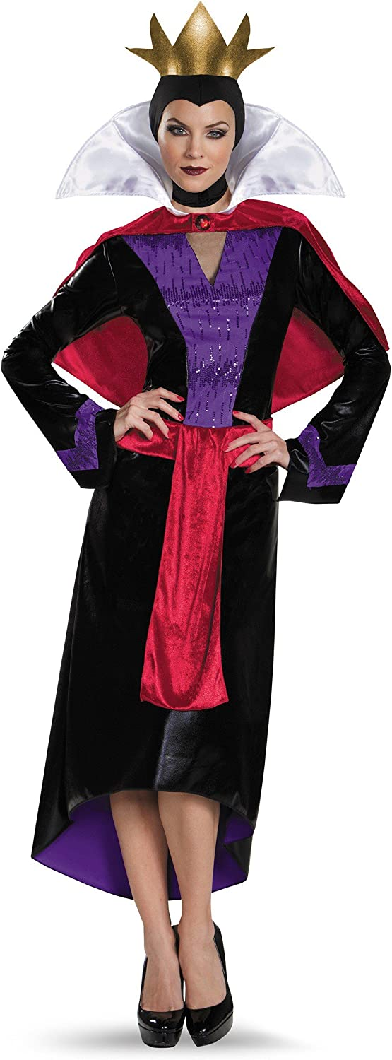 Disguise Womens Deluxe Evil Queen Costume