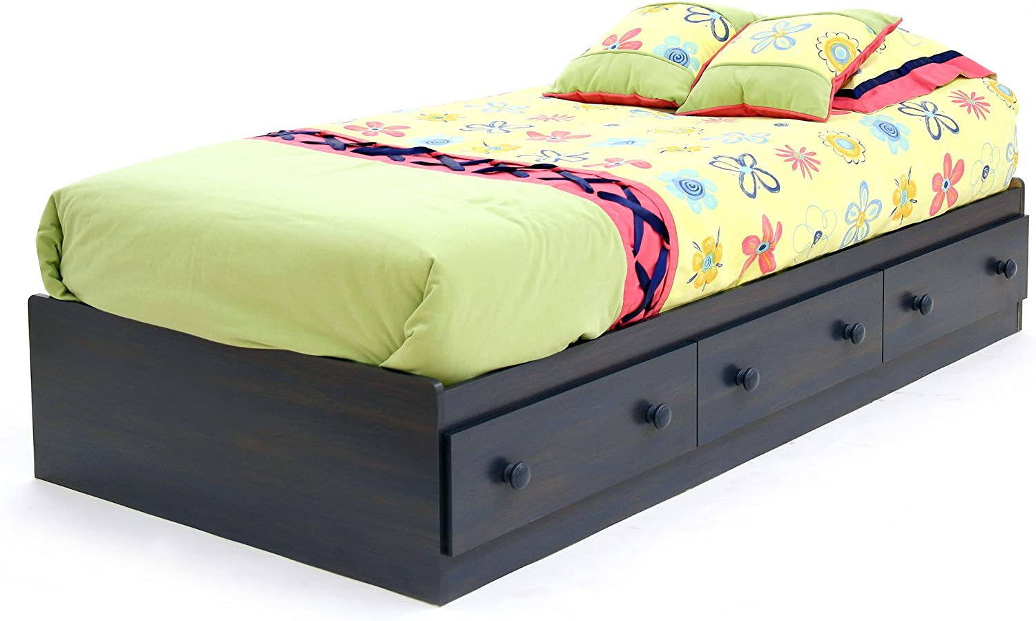 Amazon Com South Shore Summer Breeze Collection Twin Bed With