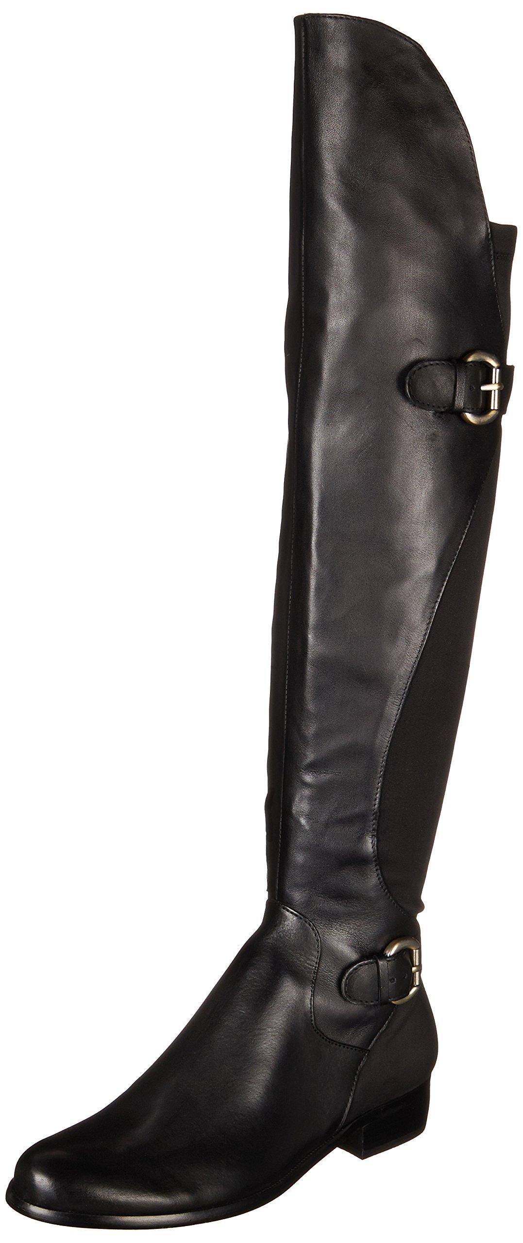 Corso Como Women's Splendid Riding Boot,Black,6 M US by Corso Como