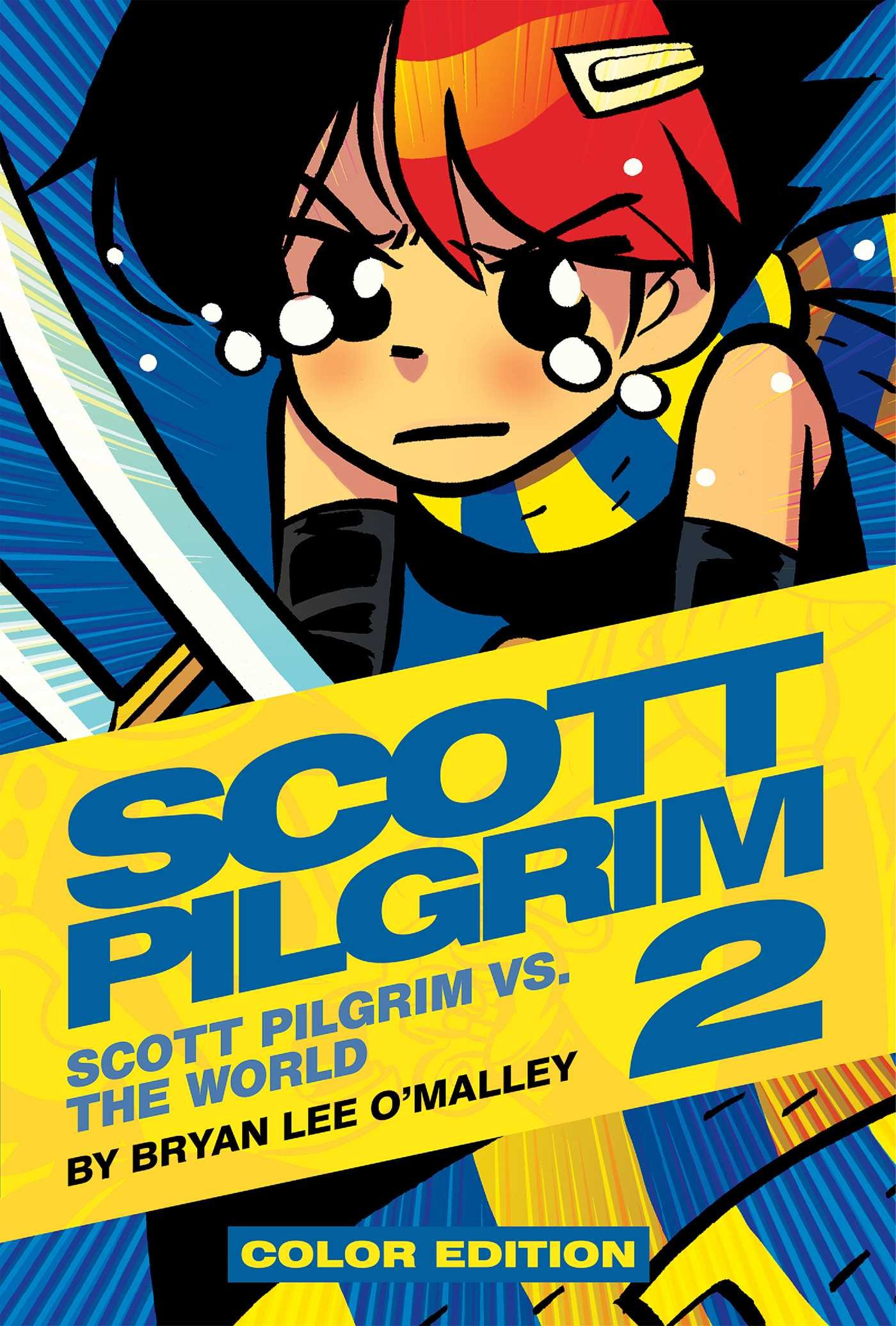 Amazon Com Scott Pilgrim Vol 2 Scott Pilgrim Vs The World