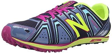 New Balance Women's WXC700 Spikeless Running Shoe, Blue/Purple, ...