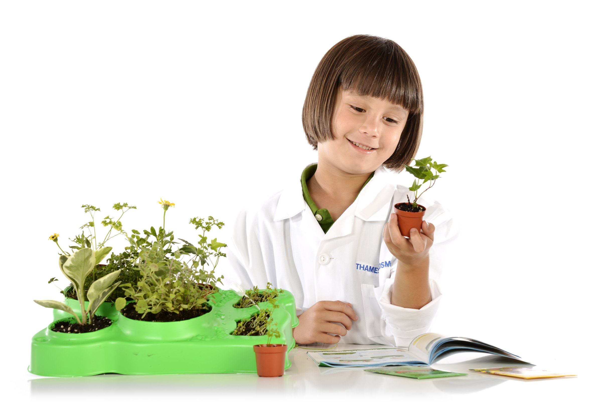 Kids First Botany - Experimental Greenhouse Kit by Kids First (Image #6)