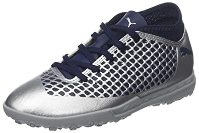 50c746de7b90 Puma Unisex Kids  Future 2.4 Tt Jr Footbal Shoes  Amazon.co.uk ...