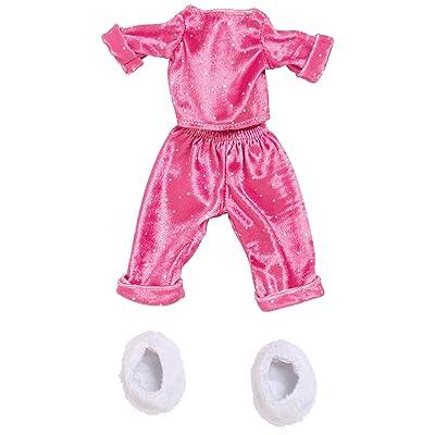 "Manhattan Toy Princess Jellybeans Sleep Over 14"" Doll Pajamas: Toys & Games"