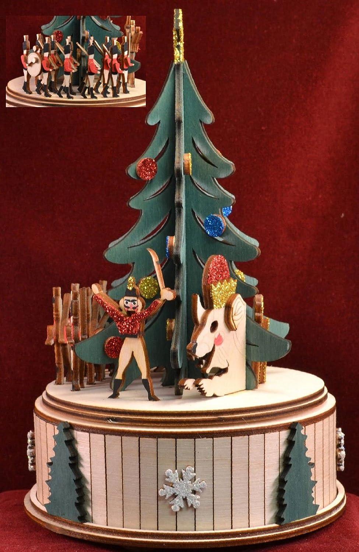 入園入学祝い ジンジャーコテージ – – 音楽ボックス – B00UP3T922 木製のパレードのSoldiers gcm106 – B00UP3T922, ネットショップ駿河屋:e7d87323 --- arcego.dominiotemporario.com