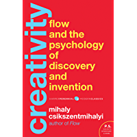 Creativity: Flow and the Psychology of Discovery and Invention (Harper Perennial Modern Classics) (English Edition)