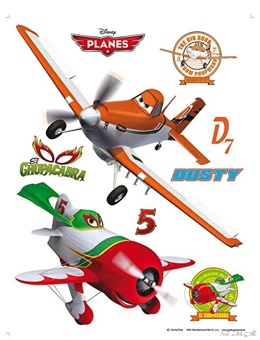 Disney Planes Giant Wall Stickers Part 9