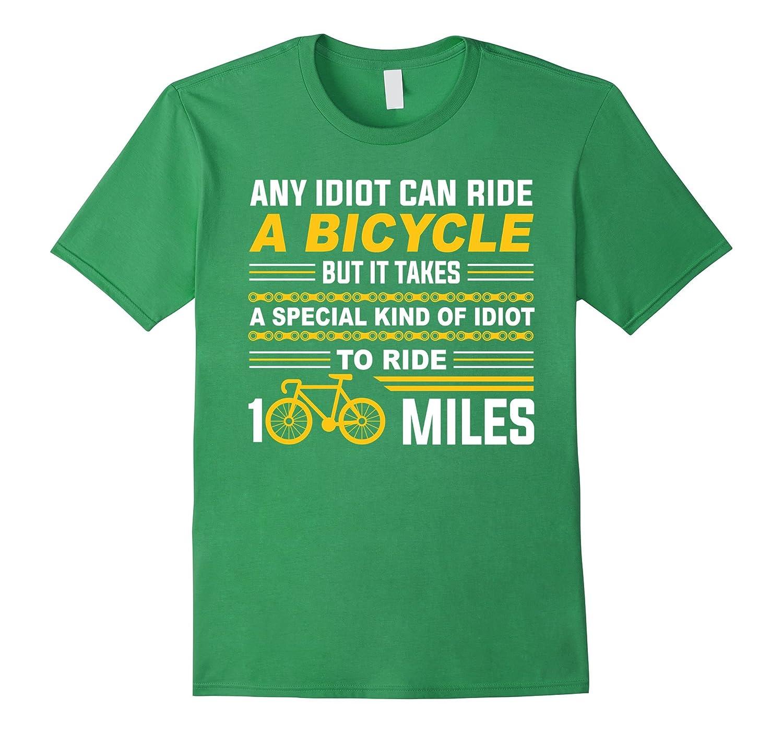 Cycling Shirts Funny Cycling Ride 100 Miles T-shirt-ANZ