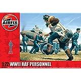 Airfix A01747 RAF Personnel 1:72 Scale Series 1 Plastic Figures