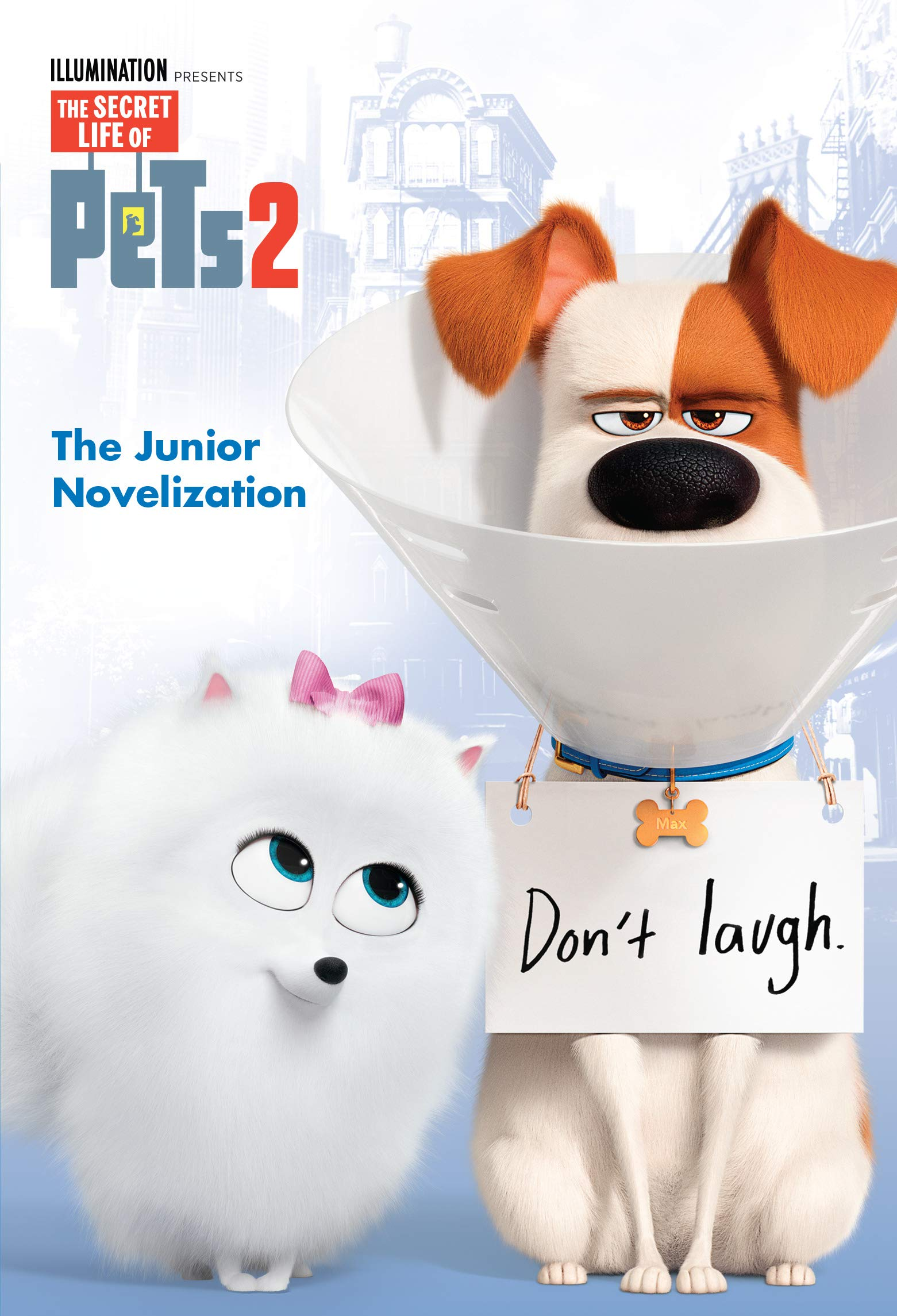 The Secret Life of Pets 2 2019 WEBRip 1080p YTS YIFY