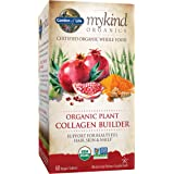 Garden of Life Vegan Collagen Builder - mykind Organics Organic Plant Collagen Builder - Vegan Collagen Builder for…