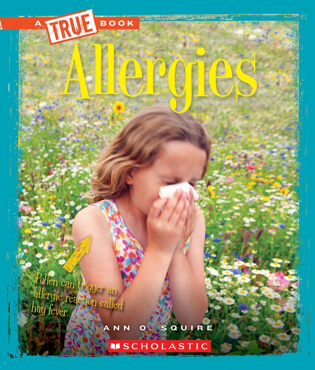 Read Online Allergies (True Bookhealth) pdf