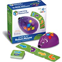 Learning Resources LER2841 Code & Go Robot Mouse,Multicolor