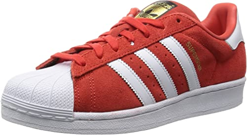 adidas Superstar Suede, Chaussures de Basketball Homme