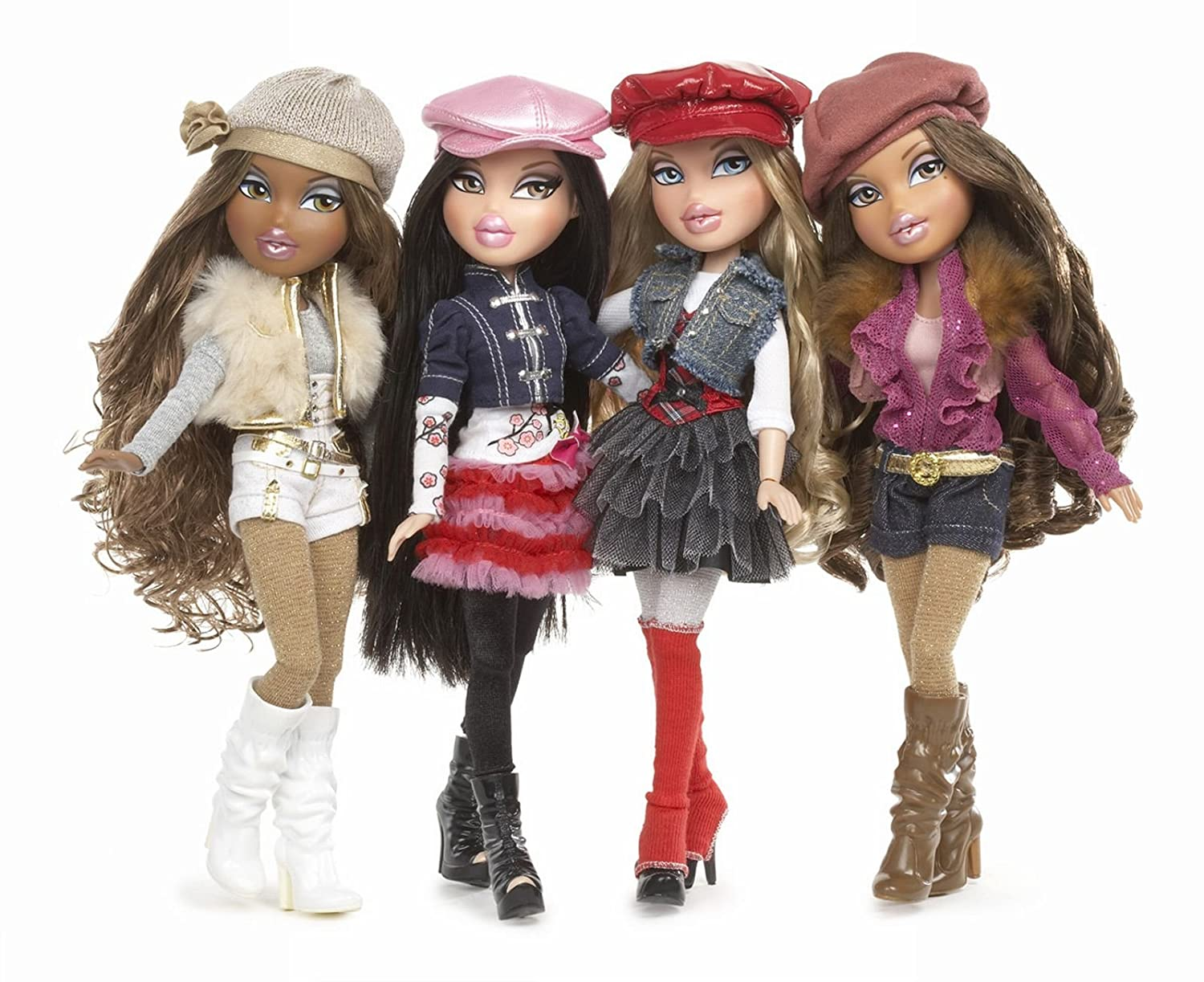 Uncategorized Bratz Doll Images amazon com bratz party doll yasmin toys games