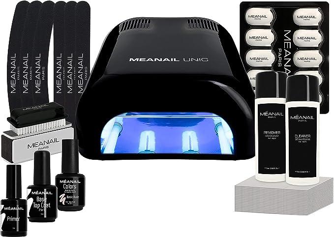 Lampara LED UV Secador de Uñas Esmalte Semipermanente Pintauñas ...