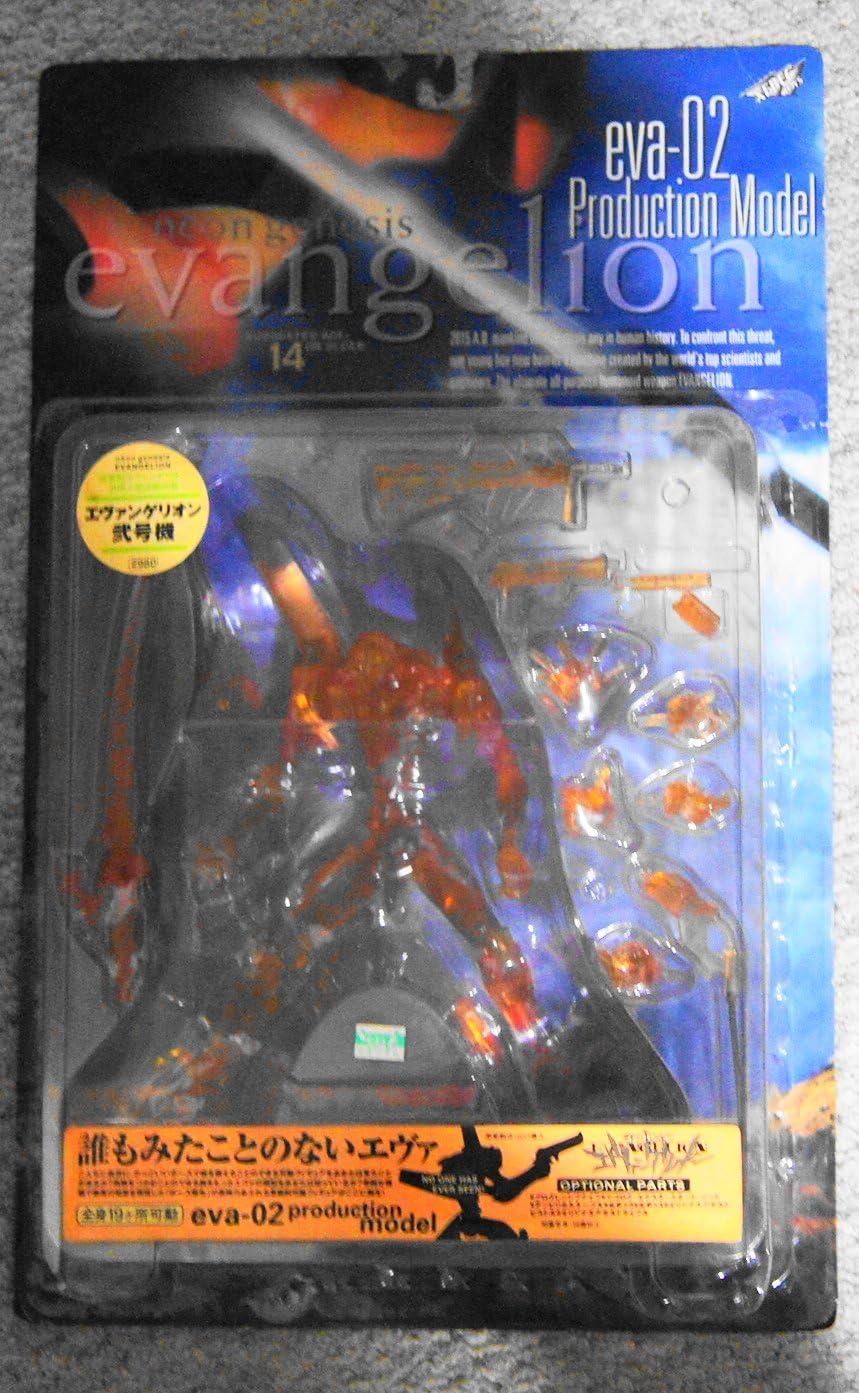 エヴァンゲリオン eva-02 Production Model 弐号機 メタリックVer.