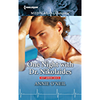 One Night with Dr. Nikolaides (Hot Greek Docs)