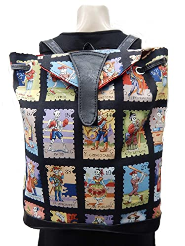 Amazon.com: US HANDMADE FASHION BACKPACK WITH ADJUSTABLE ...