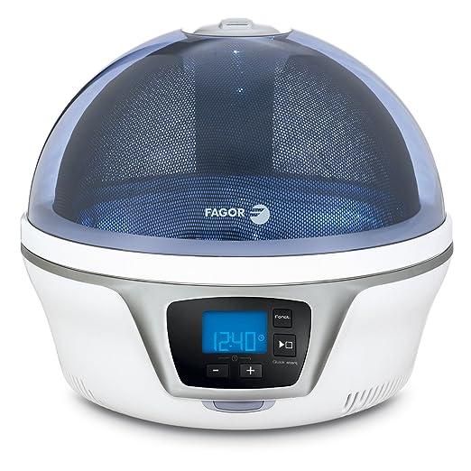 Fagor Spoutnik - Microondas digital, plato 28cm, visión 360º, gama ...