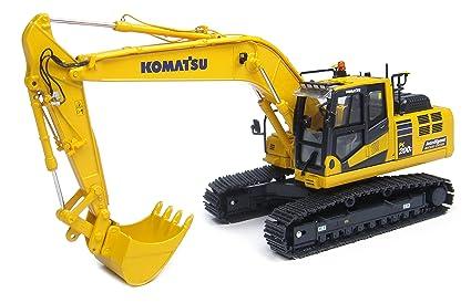 Buy Komatsu PC200i-10 Tracked Excavator UH8017 1/50 Scasle