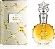 Royal Marina Diamond Eau de Parfum 100 ml Spray, Marina de Bourbon, Dourado/Prata
