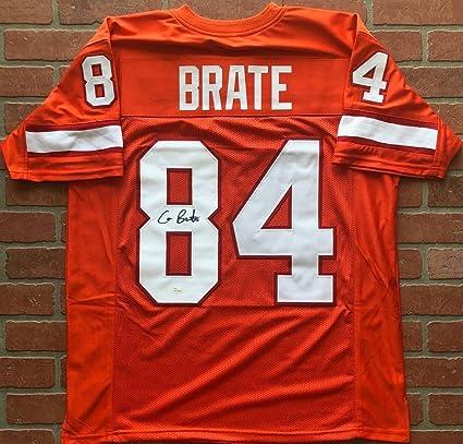 876e132ba Cameron Brate Autographed Signed Jersey NFL Tampa Bay Buccaneers PSA Coa - Authentic  Memorabilia