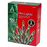 Amazon Price History for:100-Count Green Christmas Light Set