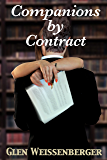 Companions by Contract: A Weissenberger Romantic Suspense Novel, Book Two