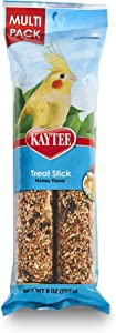Kaytee Formed Bird Treats and Treat Sticks