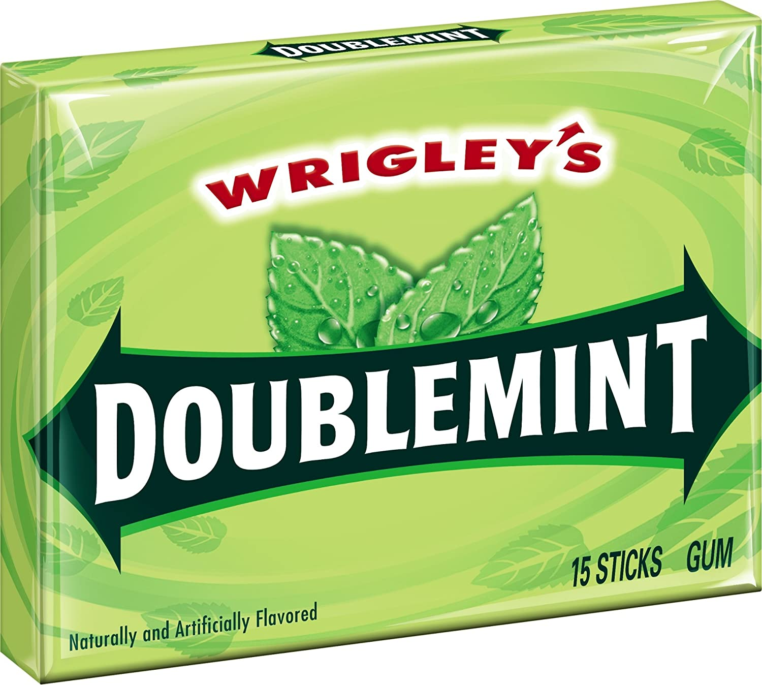 amazon com doublemint gum 15 sticks each pack of 20 chewing