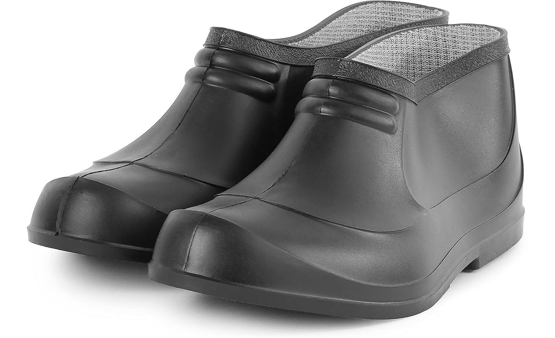 Ladeheid Botas de Caucho Goma Zapatos de Seguridad Unisex Adulto PA701P: Amazon.es: Zapatos y complementos