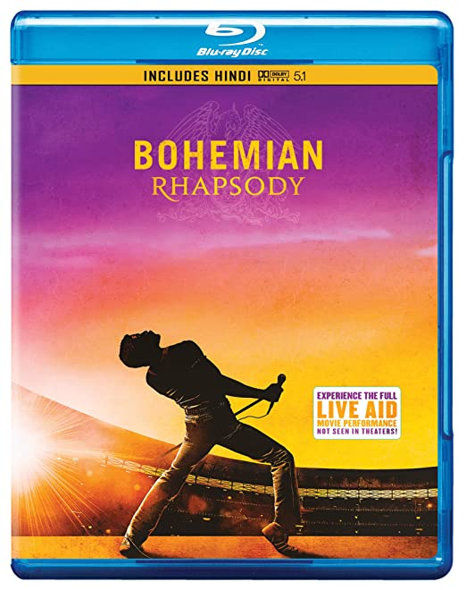 Amazon in: Buy Bohemian Rhapsody DVD, Blu-ray Online at Best Prices